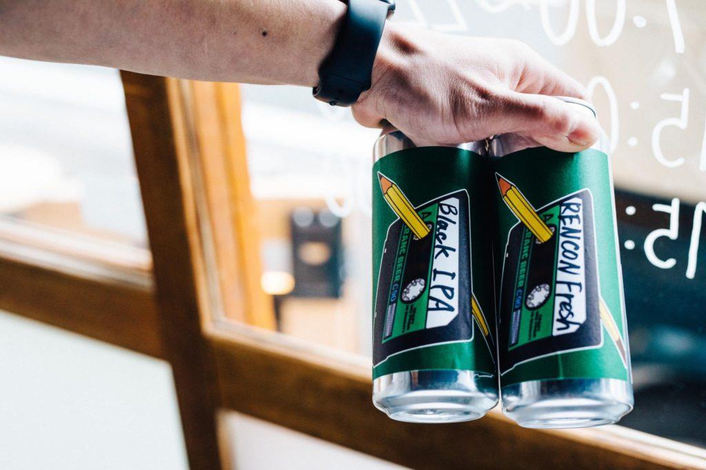 クランク缶ビール
